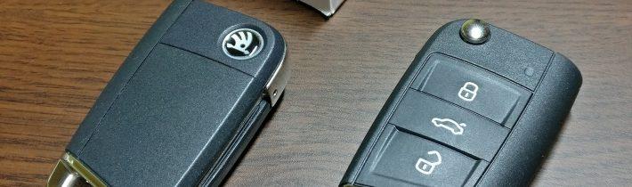 Chrómové očko na kľúče