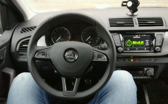 Dekoračný tuning na volante