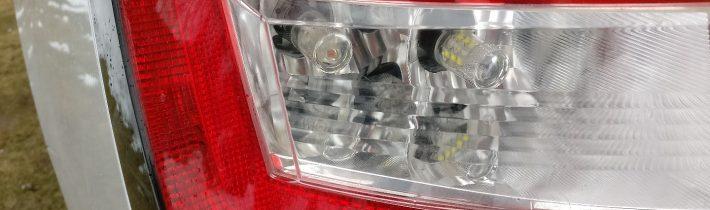 LED blinkre + spiatočky