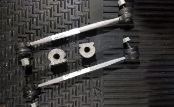 Výmena tyčiek stabilizátora