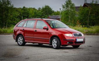 Škoda Fabia Combi 1.2htp 12V 2006