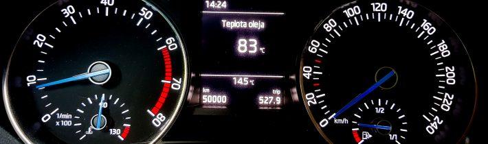 50000 km